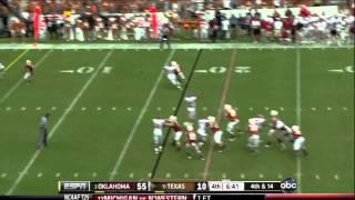 Damontre Hurst vs Texas Oklahoma State (2011) vs Texas & Oklahoma State (2011)