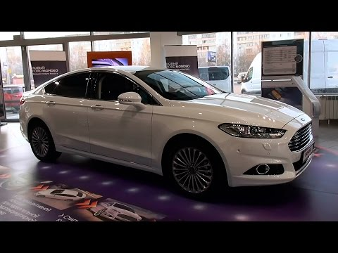New Ford Mondeo - LIVE обзор!