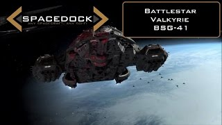 Battlestar Galactica: Battlestar Valkyrie (RDM) - Spacedock