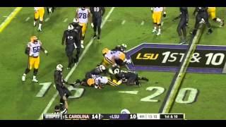 Jeremy Hill vs South Carolina (2012)