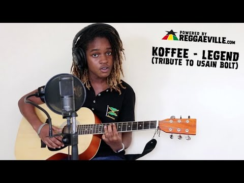 Koffee - Legend (Tribute To Usain Bolt) [2017]