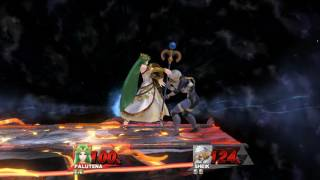 New palutena kill setup?