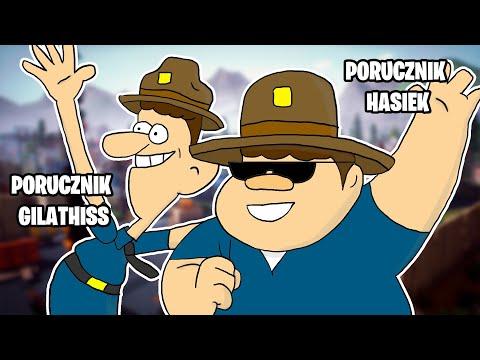 NAJLEPSI POLICJANCI W MIEŚCIE! @GilathissNew @Xen
