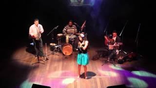 Sara Bentes - Lançamento do CD Invisivel