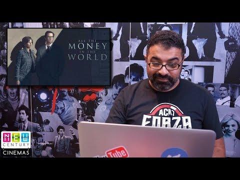 """مراجعة """"فيلم جامد"""" لإعلان All the Money in the World التشويقي: تعريف بالحبكة ليس أكثر"""