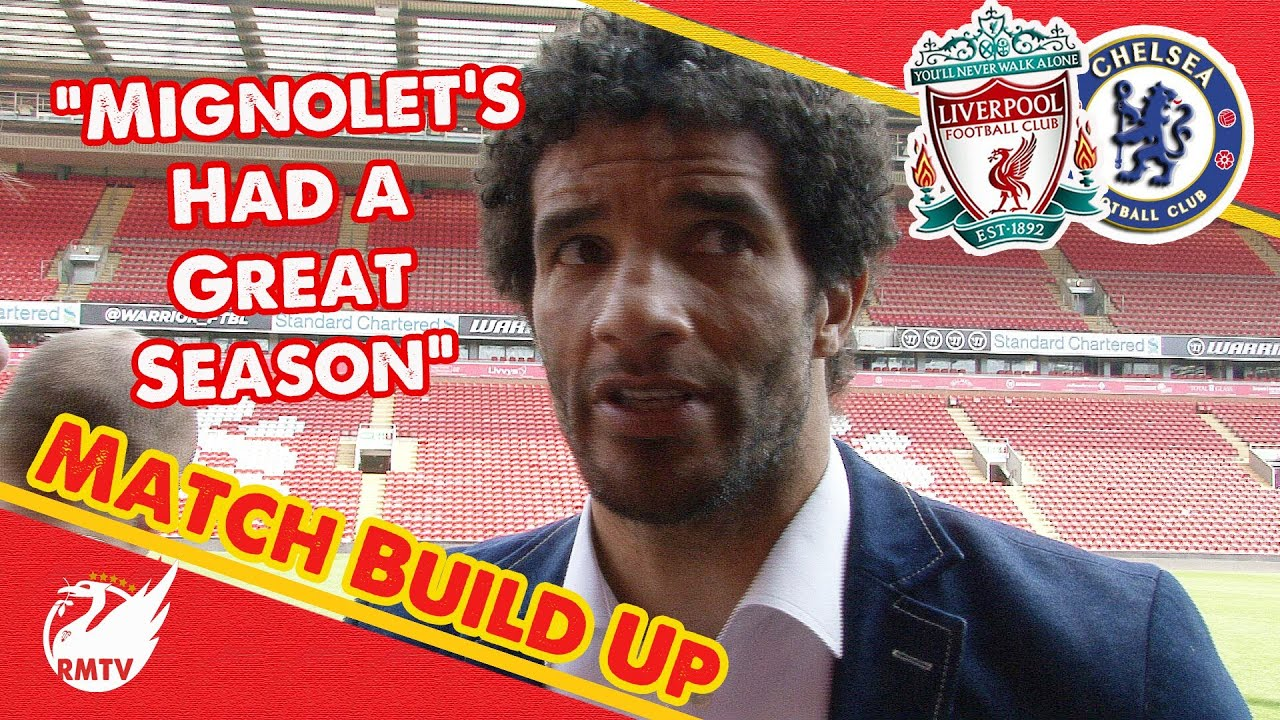 """Mignolet's Had Great 1st Season"" 