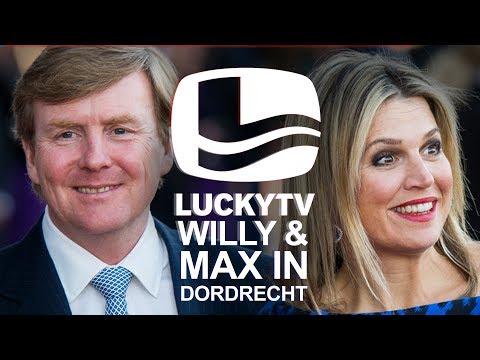 Willy & Max: rondleiding Dordrecht - LuckyTV