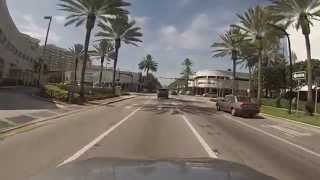 Surfside (FL) United States  City new picture : Surfside, Florida - Drive through Surfside HD (2015)