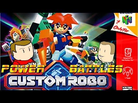 Custom Robo Nintendo 64