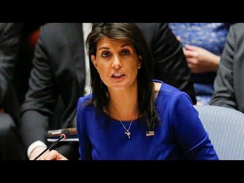 Syrien-Krise: USA kündigen neue Sanktionen gegen Russ ...