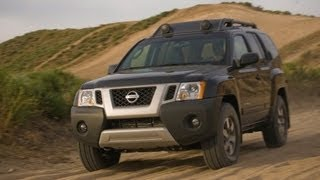 2012 Nissan Xterra Pro-4X Moab Utah Drive And Review