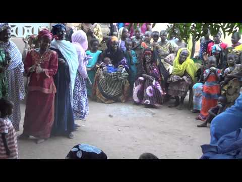 Taslima espace:mariage de yaye sylla a taslima 2013