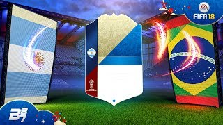 INSANE WORLD CUP PACKS! BRAND NEW ICON!!!  | FIFA 18 WORLD CUP PACK OPENING