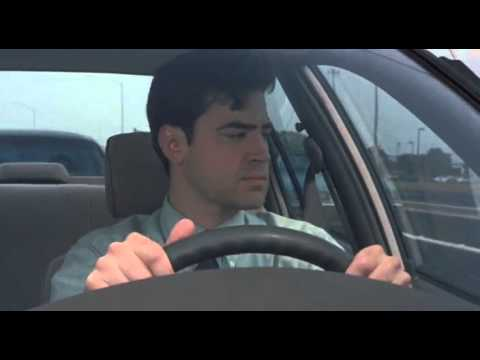 The funniest and most relatable opening movie scene for anyone who drives - Office Space Traffic