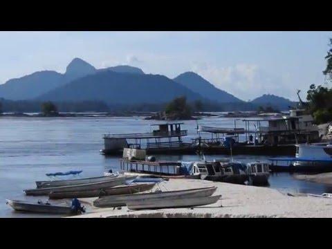 PRAIA DO LUIZINHO EM SÃO GABRIEL DA CACHOEIRA AS MARGENS DO RIO NEGRO NO AMAZONAS