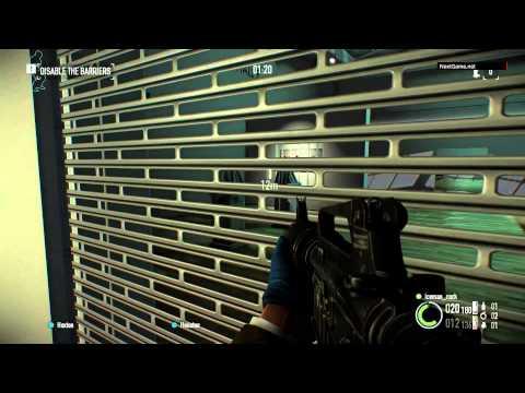 Payday 2 Crimewave Edition - Игровой процесс (Gameplay) HD [1080p] (PS4)