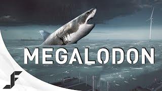 Battlefield 4 Megalodon - Giant Shark Easter Egg? + Phantom Prospect
