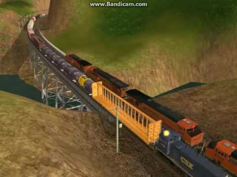 Rails of Highland Valley Episode 9: Jose and Andrew's Big Mistake Part 1