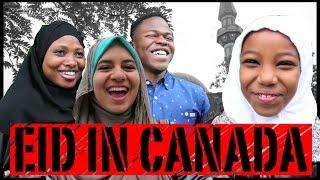 Idul fitri in Canada