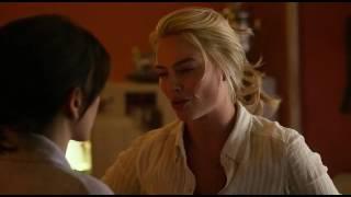 Whiskey Tango Foxtrot 2016..Margot Robbie,Tina Fey..(Kim meets Tanya..Funny moment)