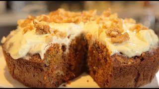 Carrot Cake – Chef Sandra Djohan with Sarah Sechan on NET TV