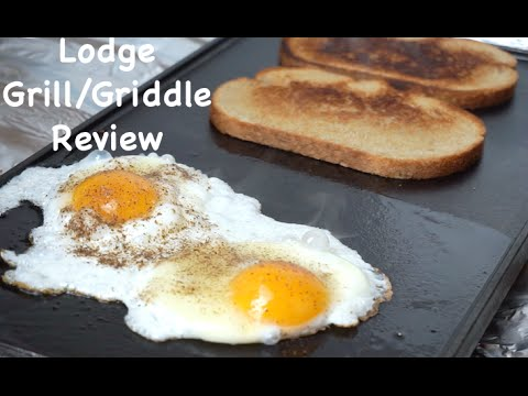 Lodge LDP3 Double Play Reversible Grill/Griddle Review