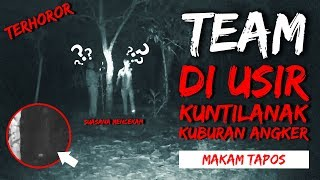 Video 🔴 NGERIII!!! TEAM DI USIR KUNTILANAK DIKUBURAN ANGKER 👻👻👻 MP3, 3GP, MP4, WEBM, AVI, FLV Maret 2019