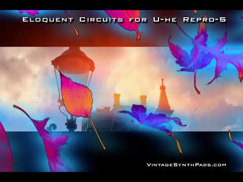 Eloquent Circuits for U-he Repro 5