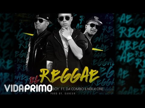Tomas The Latin Boy - El Reggae
