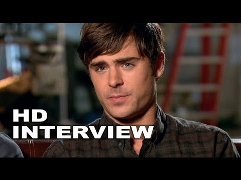 "That Awkward Moment: Zac Efron ""Jason"" On Set Interview"