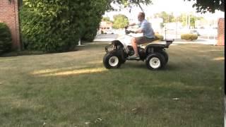 4. Polaris Trail Blazer 250 FOR SALE Nice ATV, Clean, 2wd