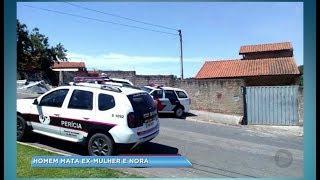 Homem é preso suspeito de matar ex-mulher e nora em Pilar do Sul