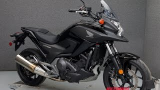 8. 2014  HONDA  NC700X DCT W/ABS  - National Powersports Distributors
