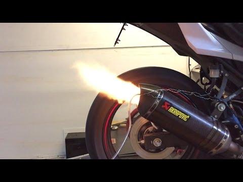 Download Video Ninja 300 Exhaust Comparison