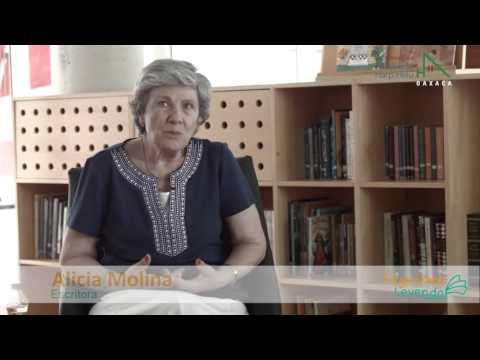La escritora Alicia Molina en los diplomados de fomento a la lectura de Seguimos Leyendo