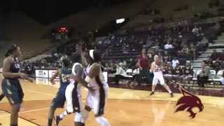 Commerce (TX) United States  City pictures : TXST Women's Basketball vs TAMU-Commerce