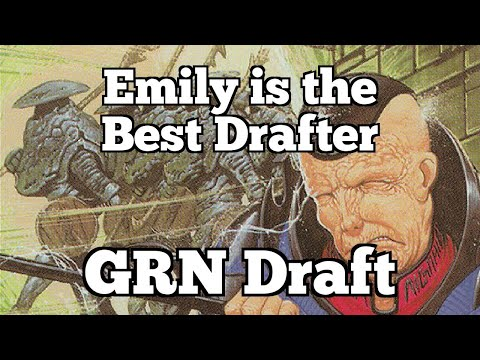Emily is the Best Drafter | GRN Draft
