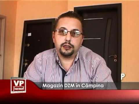 Magazin DZM în Câmpina