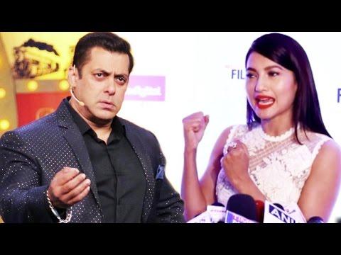Gauahar Khan's Reaction On Salman Khan's Bigg Boss