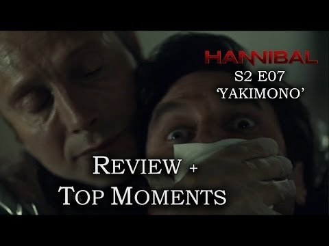 Hannibal Season 2 Episode 7 - FREEDOM - Review + Top Moments