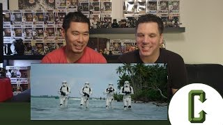 Rogue One: A Star Wars Story - Celebration Reel Reaction & Review by Collider