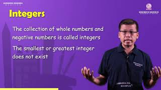 Chapter 1 Part 1 of 2 - Integers