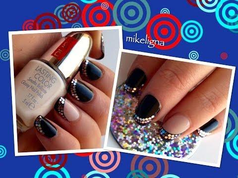 nail art per capodanno