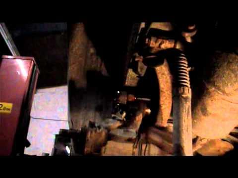 How to repair peugeot 206 axel part 2