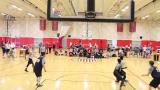 Featuring 82 athletes from 16 different states, 12 men's teams and eight women's teams competed May 1-3 in the 2015 USA Basketball Men's and Women's 3x3 ...