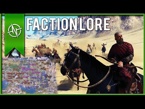 THE LORE BEHIND BANNERLORD! - Mount and Blade II: Bannerlord Faction Lore and Singleplayer! (видео)