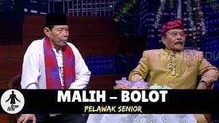 Video HITAM PUTIH | BOLOT DAN MALIH (16/03/18) 3-4 MP3, 3GP, MP4, WEBM, AVI, FLV Mei 2019
