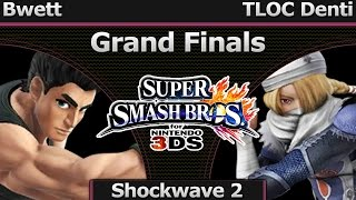 Shockwave 2-Grand Finals. This match is hype!