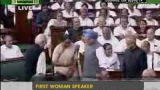 NewsX Video: Meira Kumar the new LS speaker