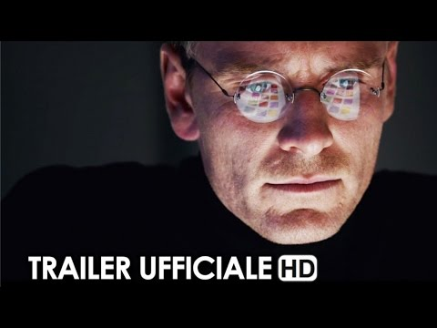 Steve Jobs Trailer Ufficiale Italiano (2016) - Michael Fassbender Movie HD